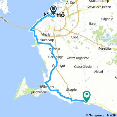 Radwege und Routen in und um Malmö | Bikemap - Deine Radrouten on