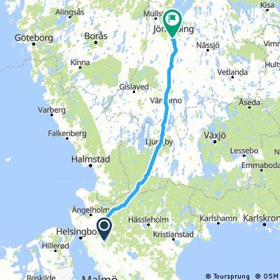 Kågeröd - Jönköping