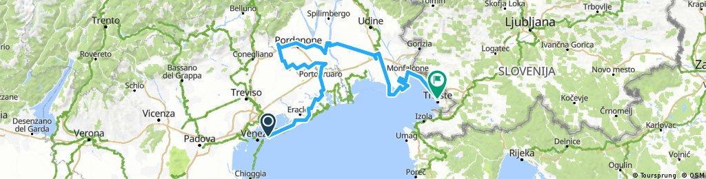 Venice to Trieste [Final]