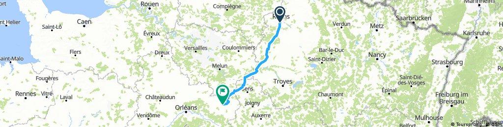 06 Reims - Montargis