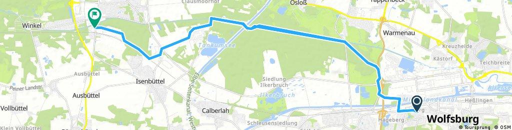 Wolfsburg - Gifhorn BikeArena Brendler