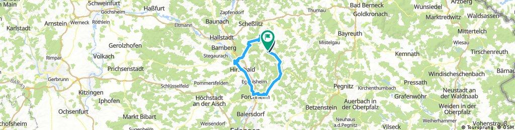 Bamberg Tour 2017 - Tag 2