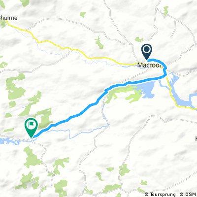 Macroom to Inchigeelagh