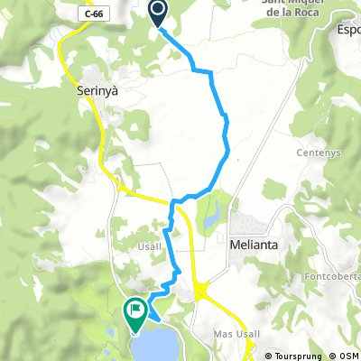 To Lago Banolas