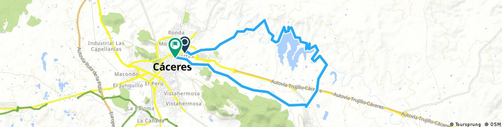 Vuelta a Guadiloba