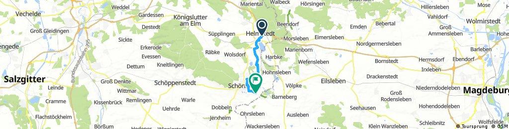 Helmstedt - Paläon Schöningen