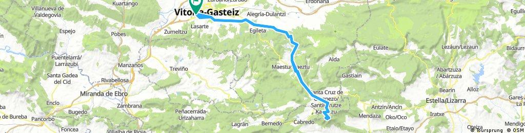 Gasteiz-Yoar-Gasteiz