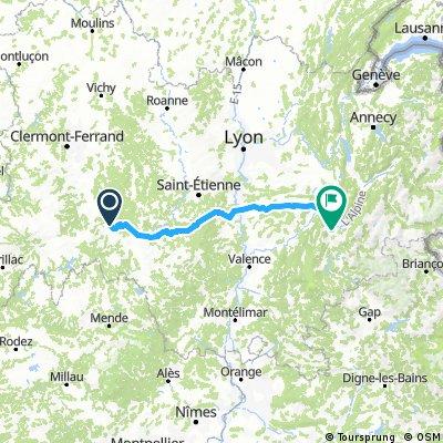 10 Paulhaguet - Grenoble