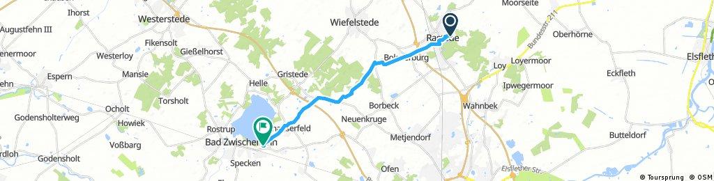 Rastede - Bad Zwischenahn