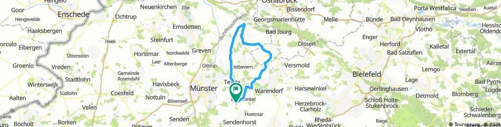 Sonntagsrunde Lengerich-Glandorf-Milte