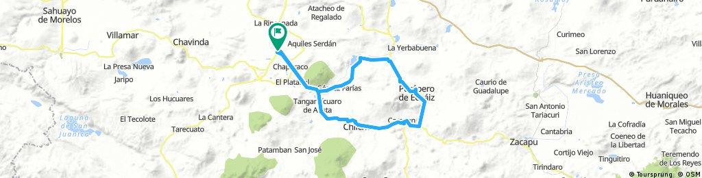 Circuito 93k Zamora - Purépero de Echáiz - Zamora