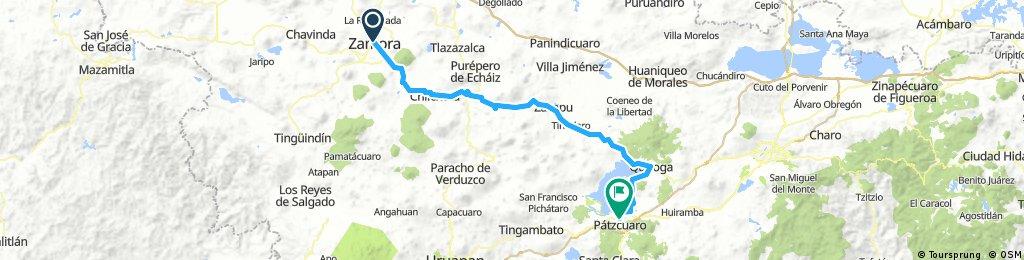 Zamora - Patzcuaro