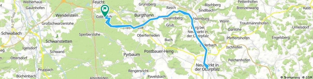 Sonntagsausflug nach Neumarkt/Opf.