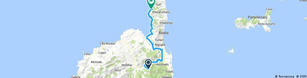 Corsica 2017 - Giorno 4