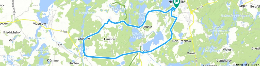 Mirow Rundfahrt