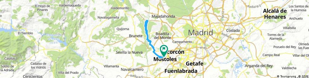 Móstoles - ESA (Villafranca del Castillo)