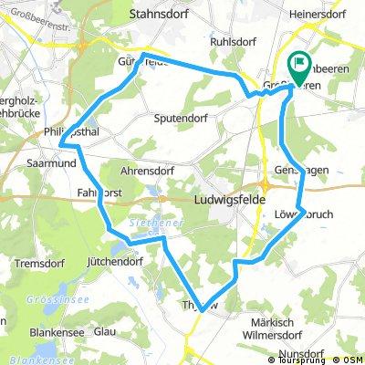 Rund Ludwigsfelde