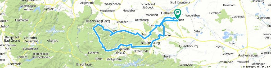Trip zur Plessenburg