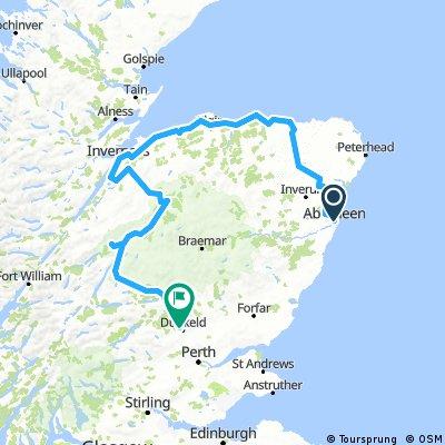 Scotland Route 1
