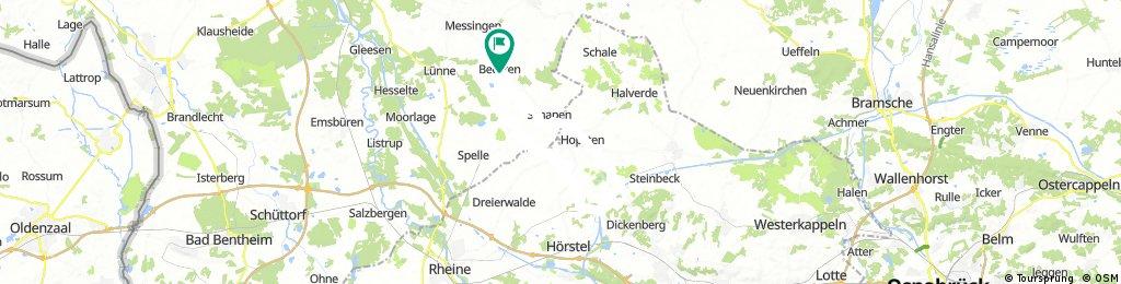 Beesten - Herthasee