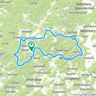 Lahn-Eder-Ilsetal-Runde