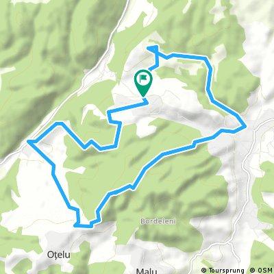 Bughea Sf Ilie 30km