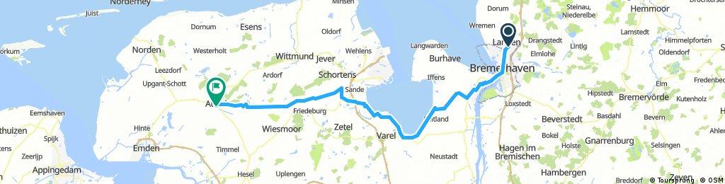Bremerhaven-Aurich