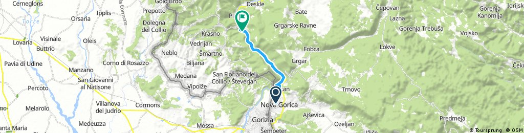 bike tour from 22/07/2017, 10:23