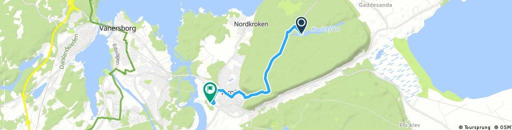 Quick bike tour through Vargön