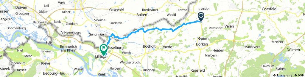 Weseke - Rees-Millingen
