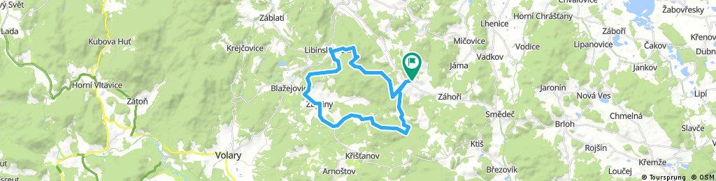 Chroboly-Libín-Koryto.gpx