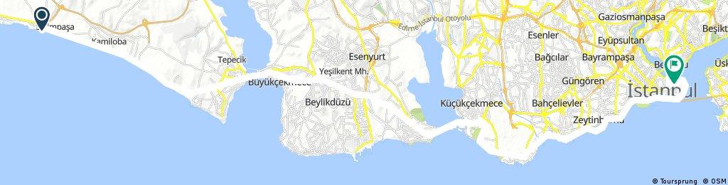 2017.07.23 Turkey | Silivri - Istanbul