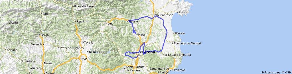 Volta a Catalunya 2010 - Stage 2 - Salt (Girona) → Banyoles