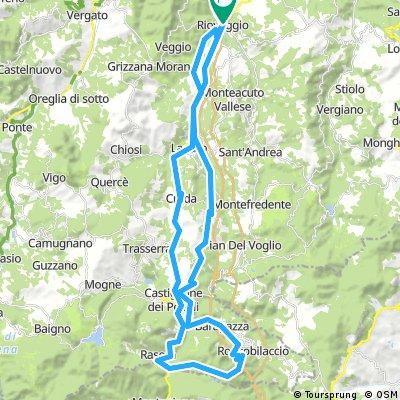 Rioveggio Monte Tavianella