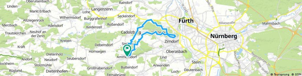 Ammerndorf-Fürther Stadtwald