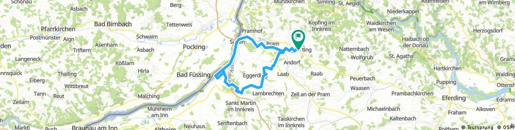 Eggerding-Stött-Ort-Innradweg-Pramradweg