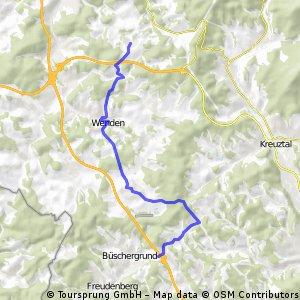 Freudenberg - Olpe