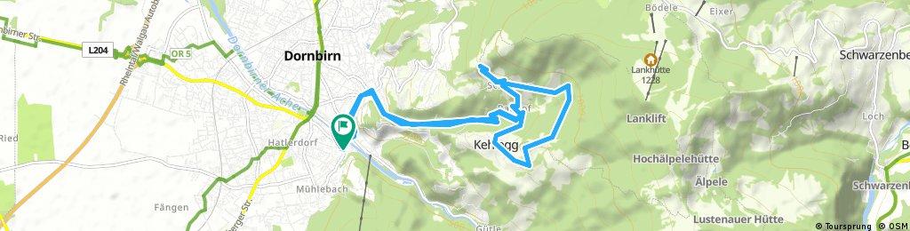 Bike Tour-Dannerbruck-Eisenharz-Schwefel-Schauner-Schwendealp-Eisenharz-Dannerbruck