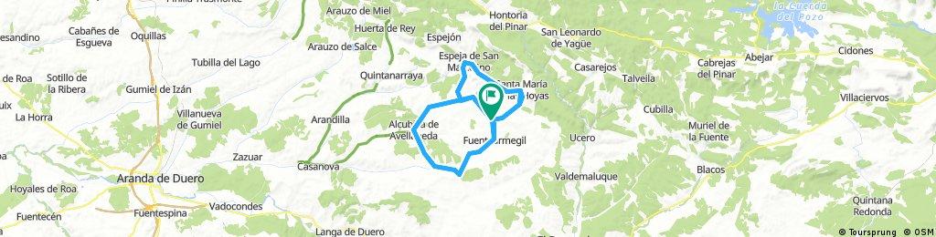 IV Trofeo Fuencaliente del Burgo