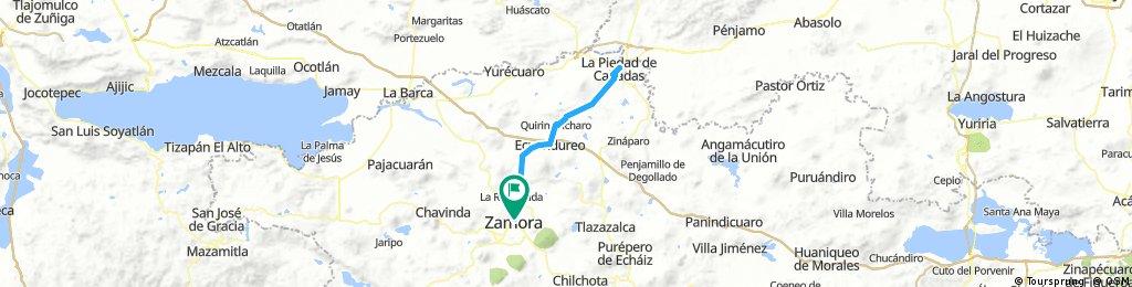 Zamora - La Piedad de Cabadas