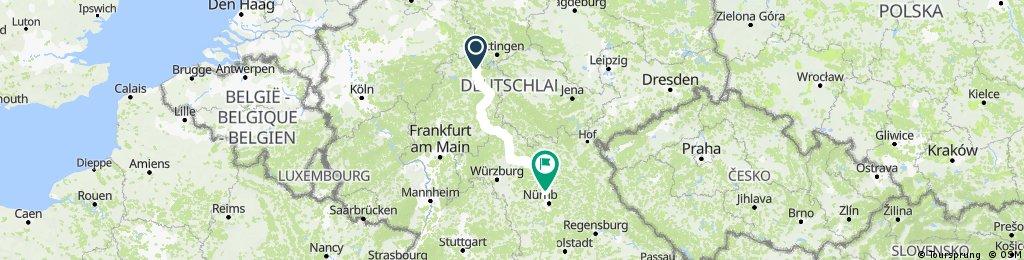 Kassel Erlangen