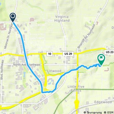 Eastside Freedom Trail