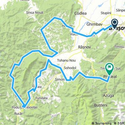 Brasov - Predeal cu turul Pietrei Craiului