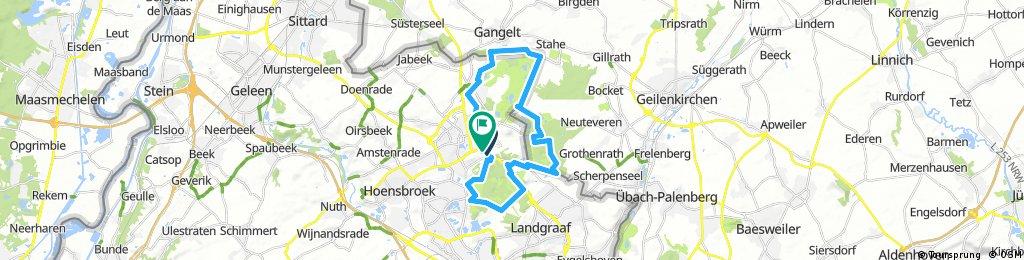 Heidenaturpark-Route