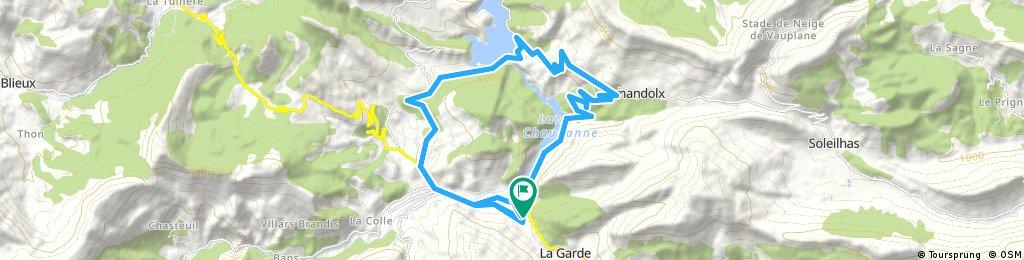 2016 Ride Day 77 - Castellane circle via Croix del la Mission
