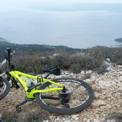Insel Cres, von Valun to Osor über Sveti Televrina