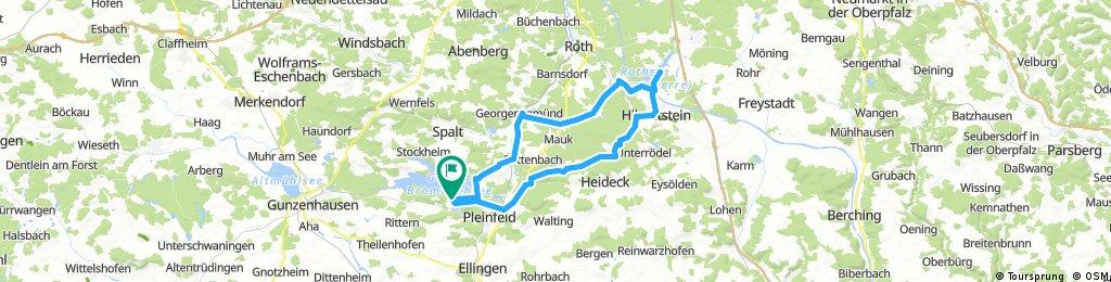 Ramsberg-Rothsee-Ramsberg