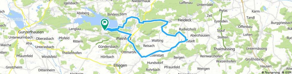 Ramsberg-Schloßberg-Ramsberg