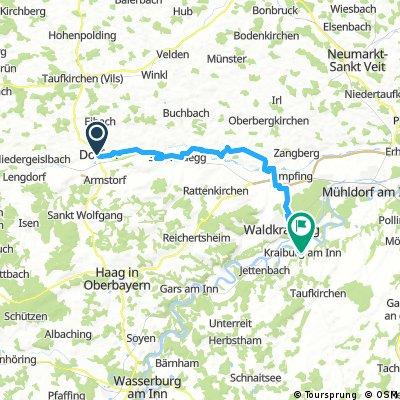 Dorfen-Kraiburg Route