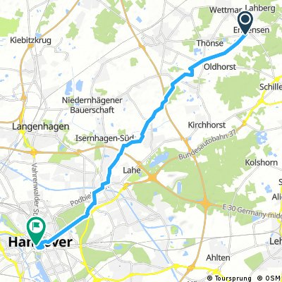 Engensen-Hannover